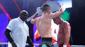Богдан Шумаров е новият носител на европейската титла по кикбокс на WAKO PRO
