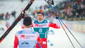 """Голдберг спечели веригата """"ФИС Ски Тур 2020"""""""