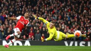 Арсенал 3:2 Евертън (гледайте на живо)