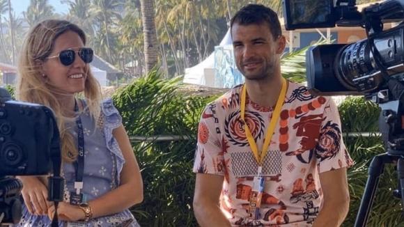 Григор Димитров разбра съперника си за първия кръг в Акапулко
