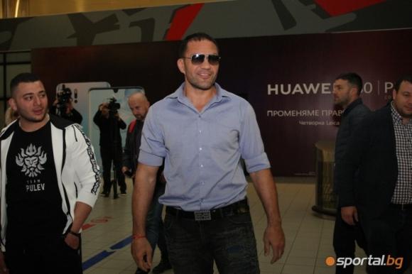 Граничните власти на САЩ: Пулев опита да влезе в страната с туристическа виза