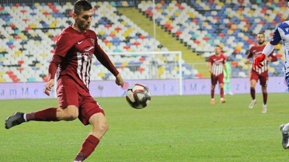 Отборът на Страхил Попов с нов успех в Турция