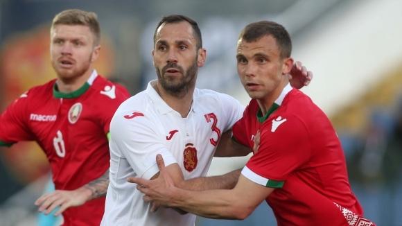 България 0:1 Беларус (видео+галерия)