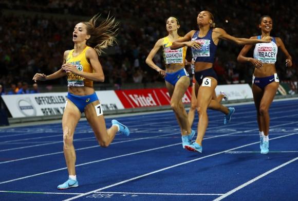Спряха правата на двукратната европейска шампионка Наталия Пришчепа