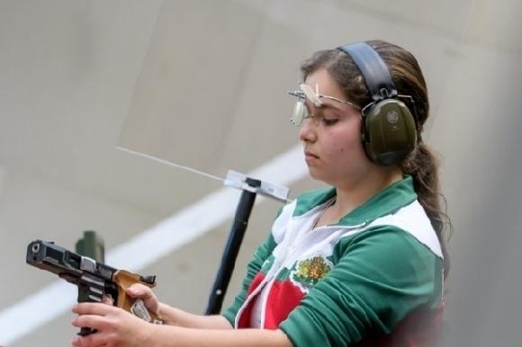 Мирослава Минчева спечели трета квота за Токио 2020 за България в спортната стрелба
