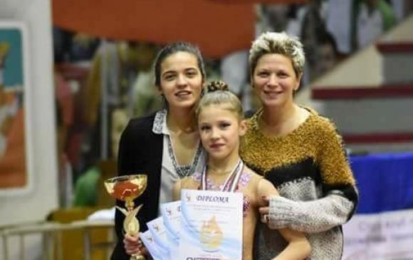 Магдалина Миневска спечели квалификациите за категория