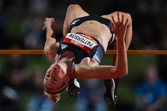 Патерсън подобри 31-годишния рекорд на Австралия в скока на височина