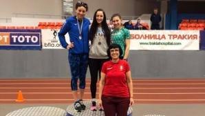 Нова шампионка на България в многобоя, Власов №1 при мъжете