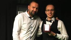 Георги Величков с поредна титла от ранкинг турнир