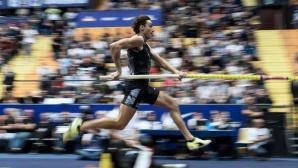 Дуплантис отново над 6 метра, пак атакува световния рекорд
