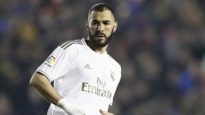 Реал Мадрид страда от липса на голове