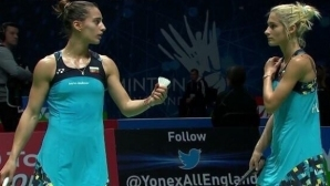 Сестри Стоеви срещу олимпийските шампионки от Рио 2016