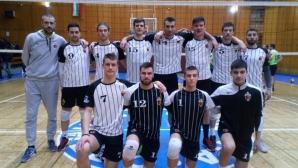 Локомотив спечели пловдивското дерби, Берое взе гейм с 25:5