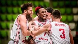 България с първа победа по пътя за ЕвроБаскет 2021 след драма с две продължения