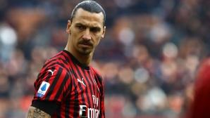 Ето как Ибрахимович се възползва от статута си в Милан