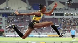 Рикетс иска световен рекорд в тройния скок
