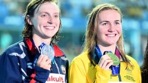 Титмус смята, че само световен рекорд на 400 м св. стил ще носи олимпийска титла в Токио