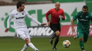 Тасевски помогна финансово на Левски