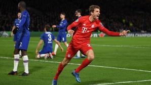 Звезда на Байерн пита за Костадинов, скаут на Челси - за български таланти (снимки)