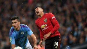 Перейра и Лингард ще се разделят с Манчестър Юнайтед