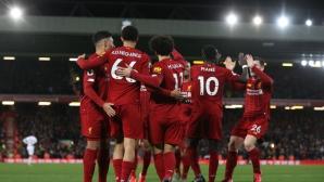 Шиърър вярва, че Ливърпул може да завърши сезона без шампионатна загуба