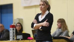 Силвия Пеева поема 14-годишните момичета, микрокамери за съдиите по време на мач