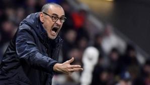 Сари: Представянето ни не е достатъчно за мач от Шампионската лига