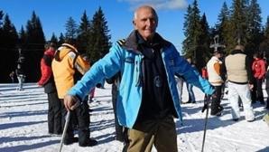 Най-възрастният ски учител в света е българин