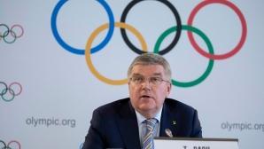 Бах: Подготовката за Олимпиадата в Токио върви по план