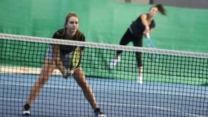 Аршинкова и Топалова се класираха за полуфиналите на двойки в Тунис