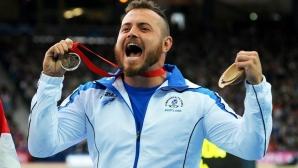 Шотландски атлет получи 4-годишно наказание
