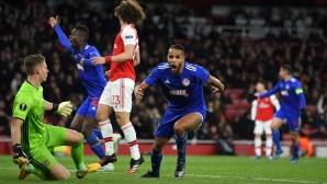 Арсенал 0:0 Олимпиакос (гледайте на живо)