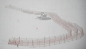 Лошото време в Австрия отмени алпийската комбинация в Хинтерщодер