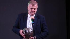 Наско Сираков: Националният стадион е разграден двор, дано се класираме на Евро 2020