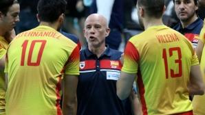 Фернандо Муньос е новият наставник на Белгия