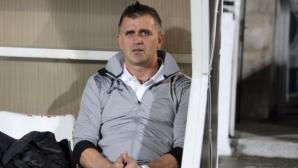 Бруно Акрапович: Вината за загубата е изцяло моя
