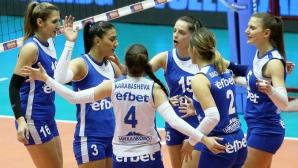 Левски с победа №13 в НВЛ-жени