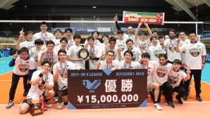 Матей Казийски стана шампион на Япония за първи път