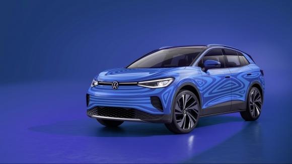Бъдещето e вече тук - Volkswagen представи прототипа ID.4 серийния ID.3