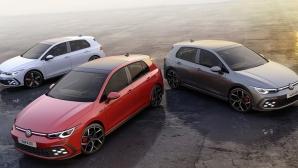Volkswagen представи новите Golf GTI, GTE и GTD