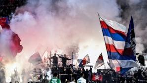 Лион и Сент Етиен: напрежение с феновете и треньорски проблеми