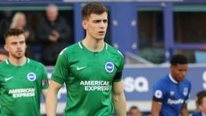 Брайтън преподиписа с капитана на младежкия национален отбор на Ирландия