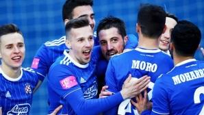 Кристиан Димитров игра цял мач при загубата на Хайдук в дербито