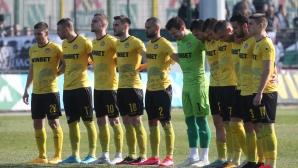 Двама отпаднаха от групата на Ботев (Пд) за мача със Славия