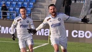 Оренбург с първа победа от 4 месеца (видео)