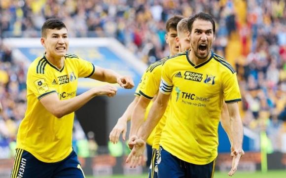 Три дузпи, два червени картона и гол на Попето засилиха Ростов към ШЛ (видео)