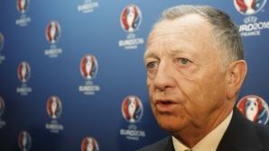 Президентът на Лион: Не съм сигурен къде ще се изиграе мачът с Ювентус