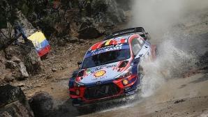Тиери Нювил поведе след пролога на автомобилното рали Мексико