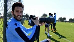 Лацио удвоява заплатата на свой ключов футболист