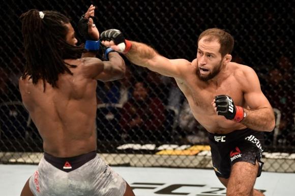 Уволниха Маирбек Тайсумов от UFC